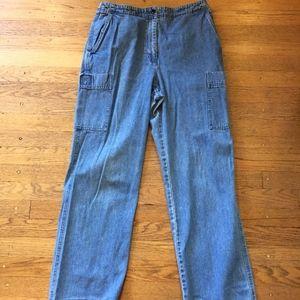 Vintage High Waist Lauren Ralph Lauren mom Jeans